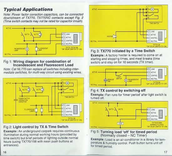 Hpm Switch Wiring Diagram : Clipsal timer wiring diagram gallery